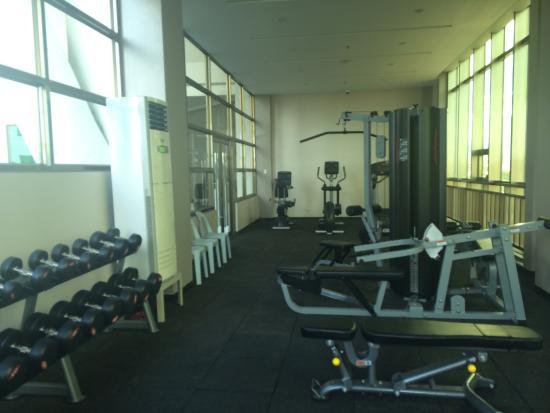 Gym picture of mandarin plaza hotel cebu city tripadvisor - Mandarin hotel cebu swimming pool ...