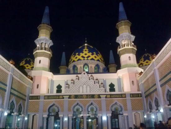 توبان, إندونيسيا: Masjid Agung Tuban 2, Sunan Bonang