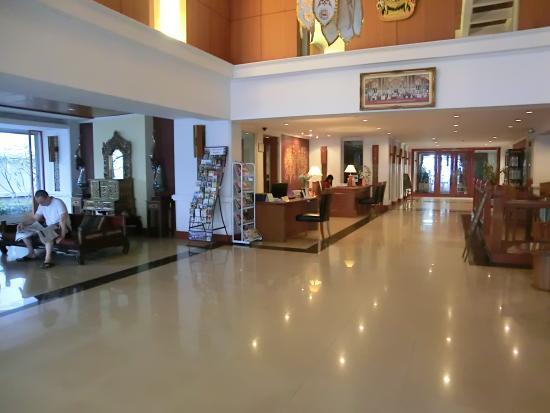 Viangbua Mansion: ロビー
