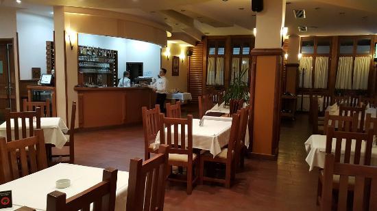 Hotel Zlatiborska Noc: restaurant