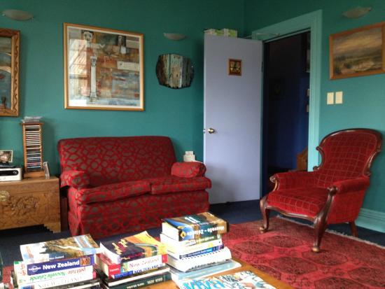 Great Ponsonby Arthotel: Sitting Area