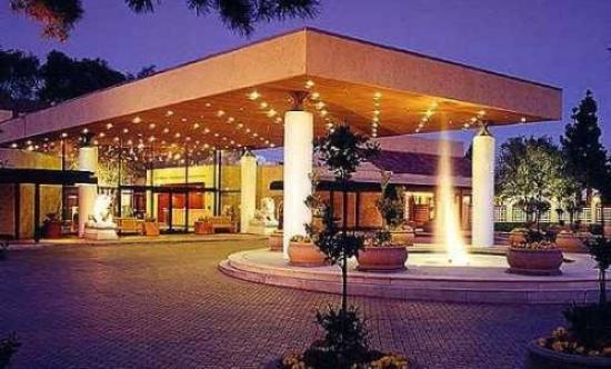 Sheraton Palo Alto Hotel : Entrada