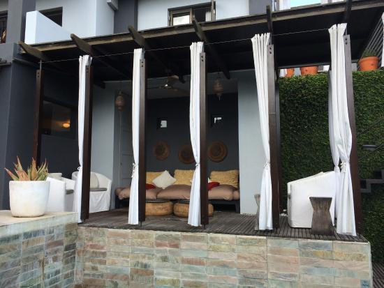 Kensington Place : Gazebo