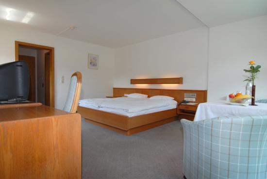 Hotel Park: Zimmer