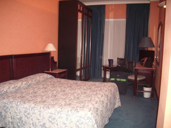 Schuhmann Strand Hotel: Zimmer 210