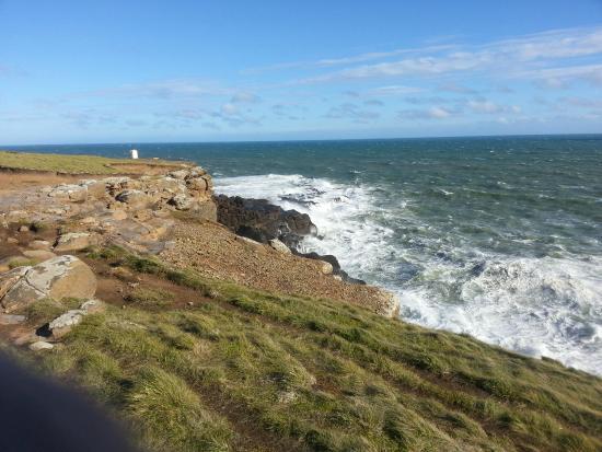Slope Point: Coastline