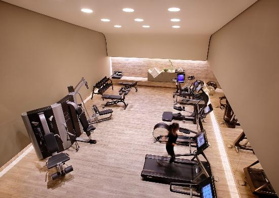 Crowne Plaza Barcelona - Fira Center: Gimnasio / Fitness room