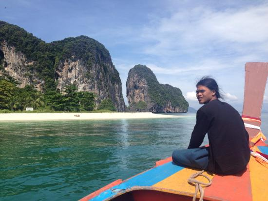 Laoliang Island Resort: arrivo
