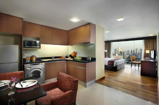Lohas Residences Sukhumvit: Executive Studio