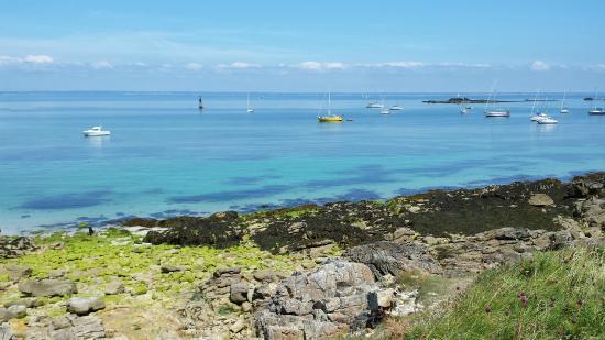 Glenan Islands : ile saint nicolas, archipel des glénans