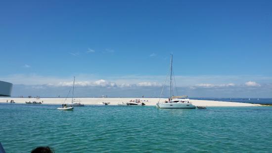 Glenan Islands : ile deserte, archipel des glénans