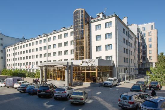 отель андерсен в санкт-петербурге фото