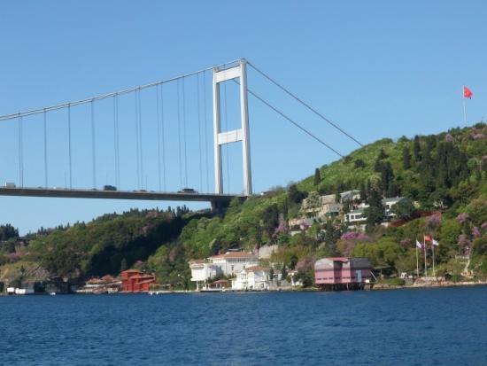 All Istanbul Tours - Day Tours: Bosphorus