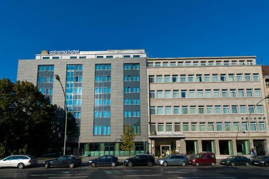 Adrema Hotel Berlin Germany Booking Com