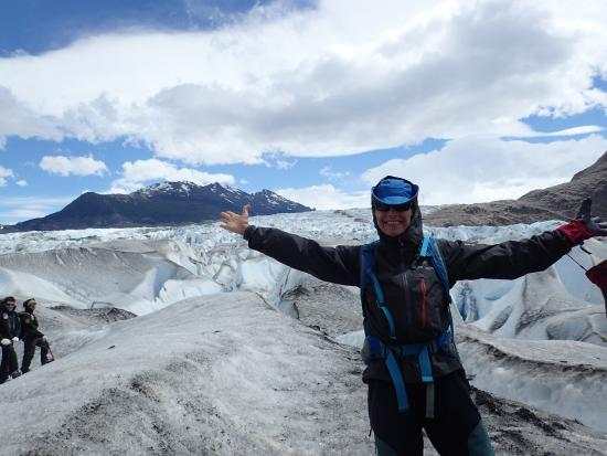 Patagonia Adventures: On top!