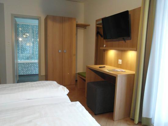 Waldhotel Unspunnen : Hotelzimmer