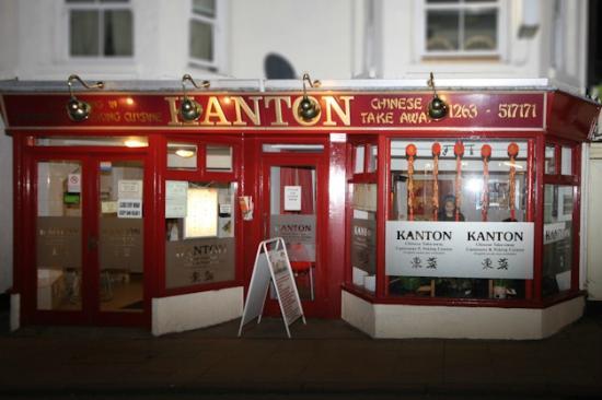 Kanton Chinese Takeaway