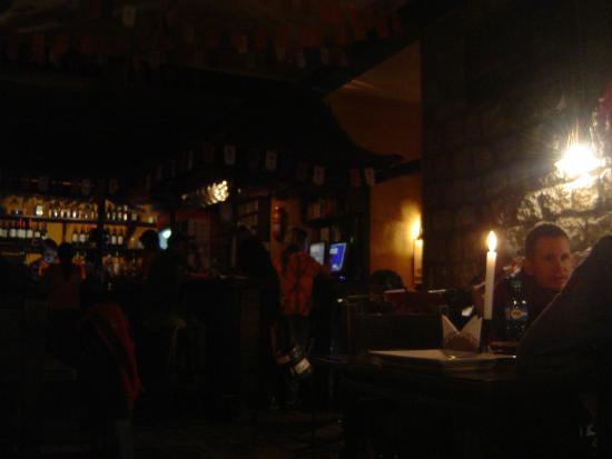 Cafe-restaurant Sol y Luna: La sala al piano terra.
