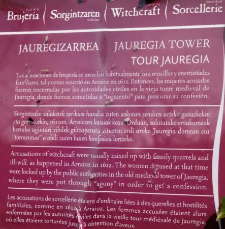 Arraioz, Spania: Jauregizarrea
