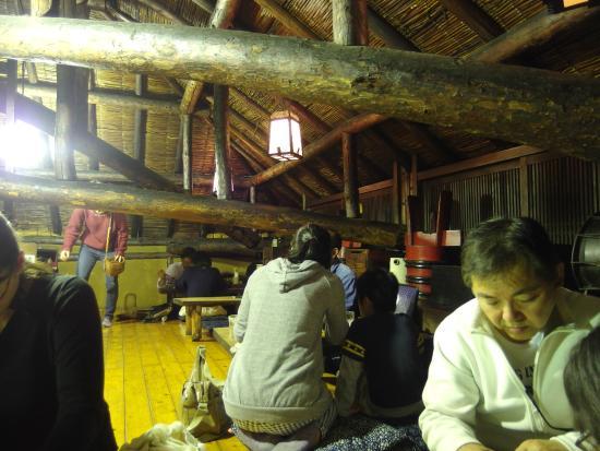 Irori Sanzoku : Almoço no sótão