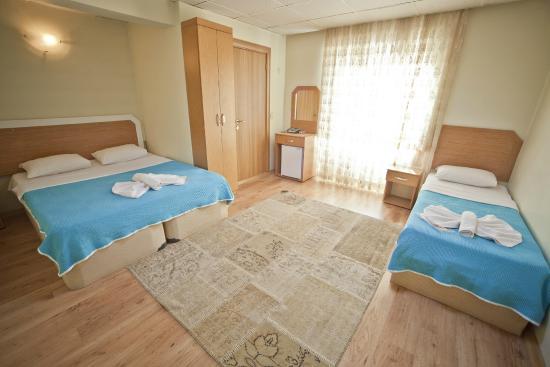 Dedem Hotel: Family Room