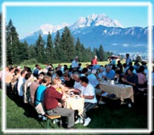 Park Hotel St Johann Austria Review