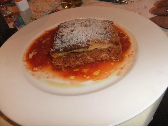 Trattoria Soprano: tatlı tabağı