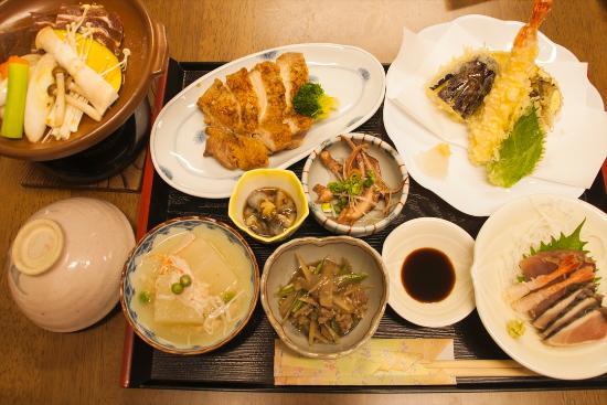 Green Lodge Mizuho: 日替わりのお料理はボリューム満点!