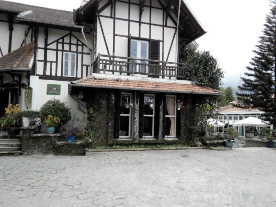 Dalat Cadasa Resort: Nhà hàng