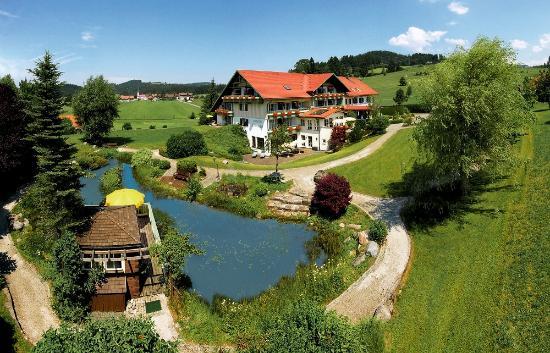 Hotel johanneshof b b oberstaufen germania prezzi 2018 for Hotel johanneshof oberstaufen