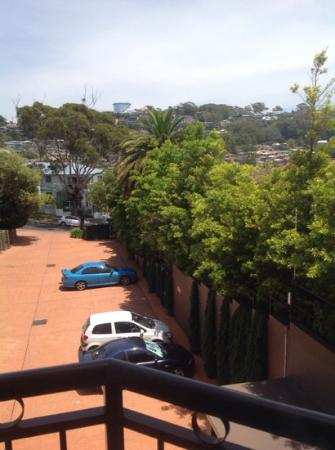 Terrigal Sails Serviced Apartments: view