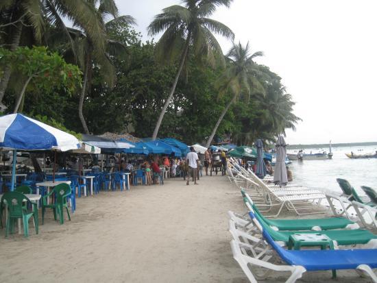 Santo Domingo Excursion : Playa Bocachica