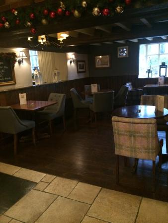 Castle Hotel: Alcoves