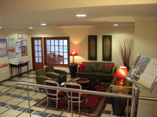 Hotel Orquidea: Recepción