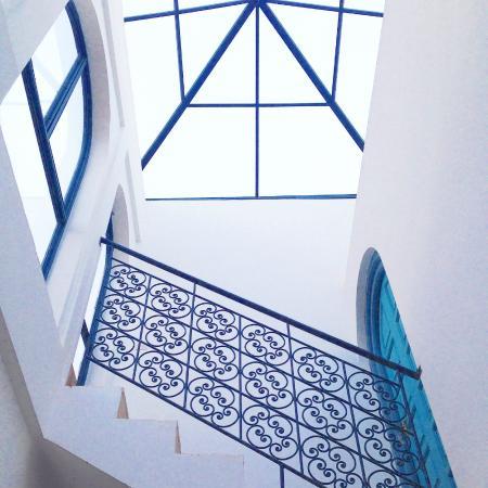Riad Sahara Nour: Roof
