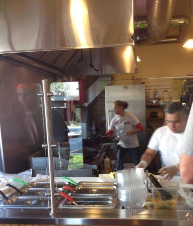 La Michoacana Grill: Michoacana Grill
