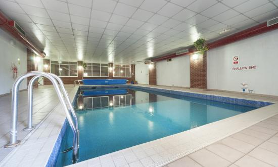 Bay Torbay Hotel: Indoor swimming pool
