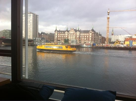 Hotel CPH Living: Took this while laying in bed!