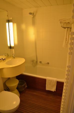 Hotel die Prince : ванная комната