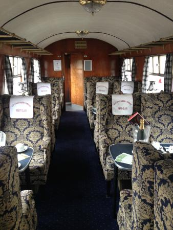 Fort William, UK: First class