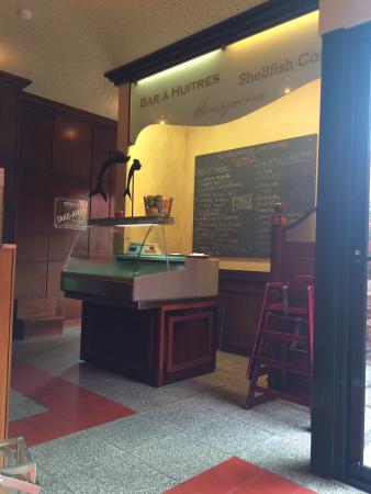 Tribeca Restaurante - Brasserie: Entrada