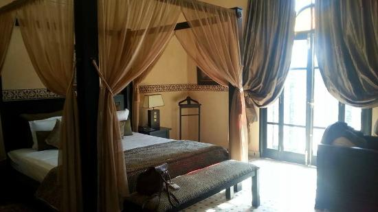 Domaine Tarik : Our very large and comfortable room