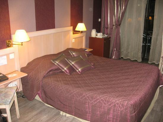Hostellerie du Mont-Aime : ch8