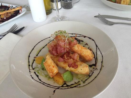 Cafe del Sol Classico: Starter