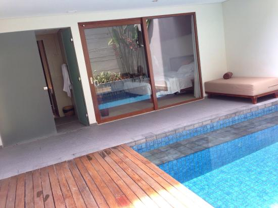 Premier Pool Room Picture Of The Magani Hotel And Spa