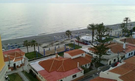 Torrox Costa Promenade: Playa fer rara Torrox Costa