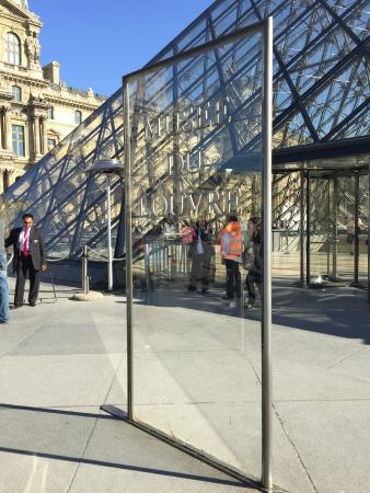 Paris Muse Private Tours: Entrance