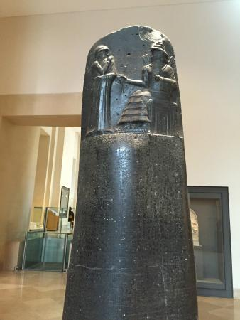Paris Muse Private Tours: Code of Law of Hammurabi