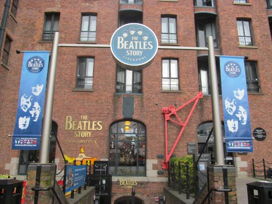 Student Tours: The Beatles Story, Liverpool