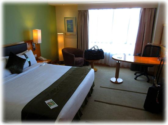 Holiday Inn Dar Es Salaam City Centre: My room